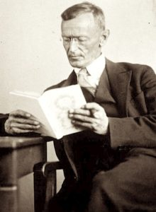 Neues Leseprogramm über Hermann Hesse